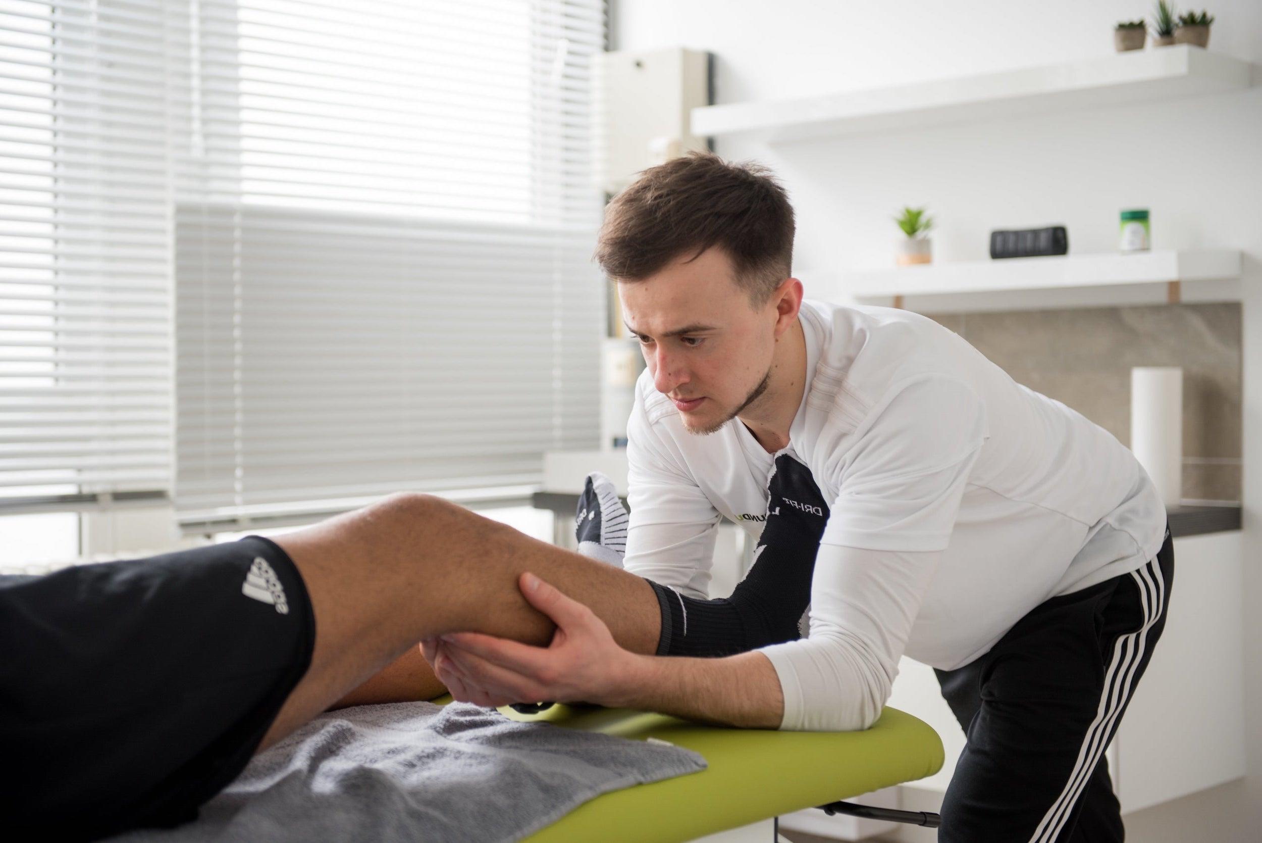 Physiotherapie in Homburg Saar